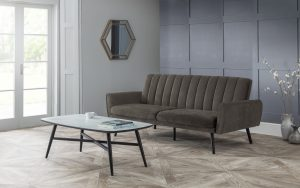 Afin Sofa bed in Grey