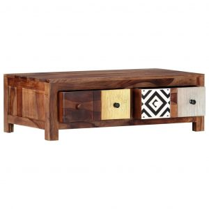 Christner Coffee Table with Storage