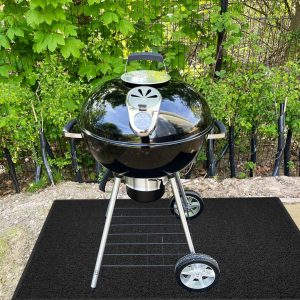 Clique Outdoor Barbecue Grill Floor Protection Mat