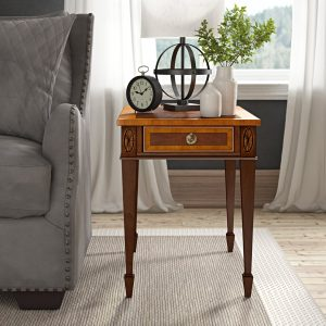 Copley Place Side Table with Storage