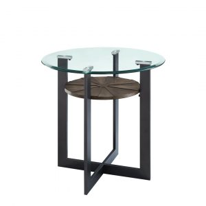 Eastford Side Table with Storage