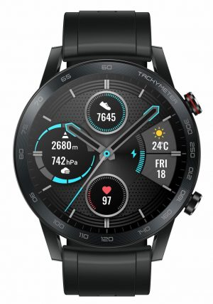 HONOR MagicWatch2 46mm Smart Watch - Charcoal Black