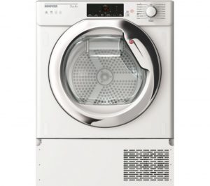 HOOVER H-DRY 700 HBTDW H7A1TCE-80 Smart Integrated 7 kg Heat Pump Tumble Dryer