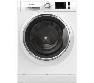 HOTPOINT Activecare NM11 945 WC A UK N 9 kg 1400 Spin Washing Machine - White, White