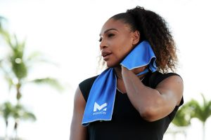 Mission Cooling Microfibre Fitness Towel
