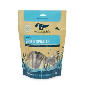 Petface The Dog Deli Dried Spratts 55g - Pack of 5