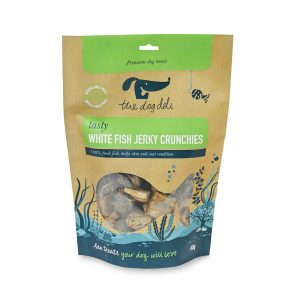 Petface The Dog Deli White Fish Jerky Crunchies 5 Pack