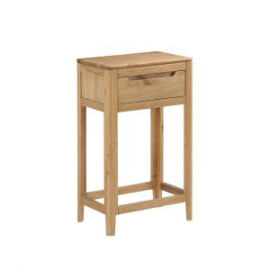 Remi Side Table with Storage