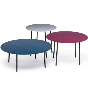 Riner 3 Piece Coffee Table Set