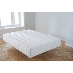 Small Double Cool Max 24Cm Deep Memory Foam Quilted Roll Mattress