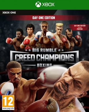 Big Rumble Boxing: Creed Champions Day One Ed Xbox Pre-Order
