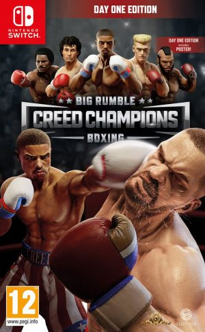 Big Rumble Boxing: Creed Champions Switch Game Pre-Order