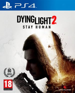 Dying Light 2 Stay Human PS4 Game Pre-Order