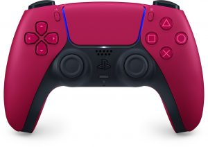 Sony DualSense PS5 Wireless Controller - Cosmic Red