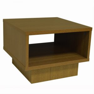 Abston Side Table with Storage