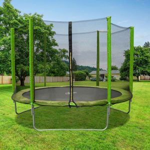 Arian 10' Trampoline with Safety Enclosure