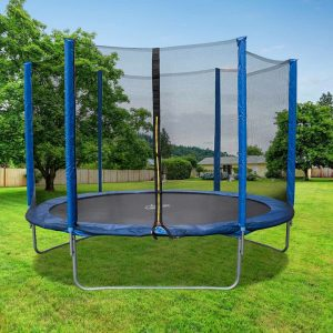 Ariana 12' Trampoline with Safety Enclosure