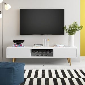 """Damon TV Stand for TVs up to 77"""""""