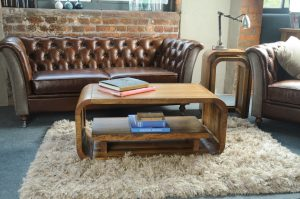 Exotic Lounge Coffee/TV Table