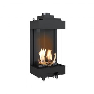 Gas Fireplace Leo 45/68 Left/right For Natural Gas