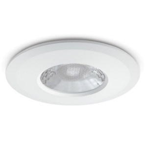 JCC V50 Fire-Rated LED Downlight 7.5W 650lm IP65 WH - JC1001-WH