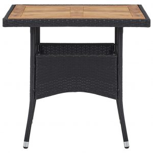 Kaneohe Rattan Dining Table