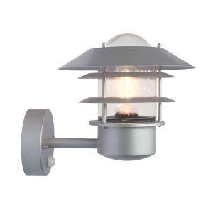 Aadyanth 1 Light Outdoor Sconce with Motion Sensor