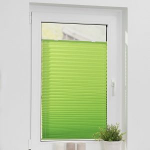 Blackout Pleated Blind