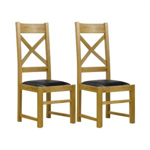 Castorena Solid Wood Dining Chair