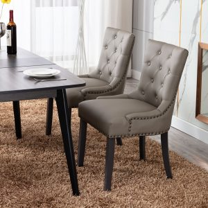 Montes Upholstered Dining Chair
